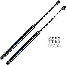 """C1608054 20"""" Gas Prop Force 100 Lb Per Prop Camper Rear Window Tonneau Cover Lift Support Window Struts 2Pcs 20 inch Lift Support Struts 200 Lb Per Set ARANA"""
