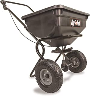 Agri-Fab 85-Pound Push Broadcast Spreader 45-0388 (Pack of 1)