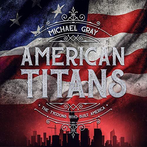 American Titans cover art