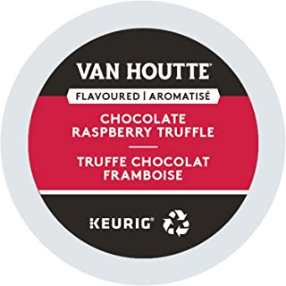 Premium Pack, Raspberry Chocolate Truffle, Single-Serve Keurig K-Cup Pods, Light Roast Coffee, 48 Count (2 Boxes 24 Pods)