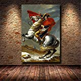 Refosian Napoleon Berühmte Leinwand Kunst Gemälde an der