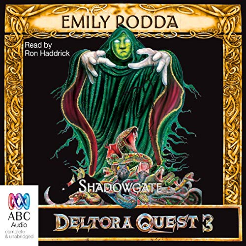 Shadowgate: Deltora Quest 3, Book 2 Audiobook By Emily Rodda cover art