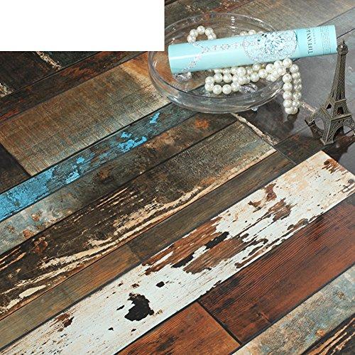 Stock Composite parketkleur, splits, retro, waterdichte houten vloeren A