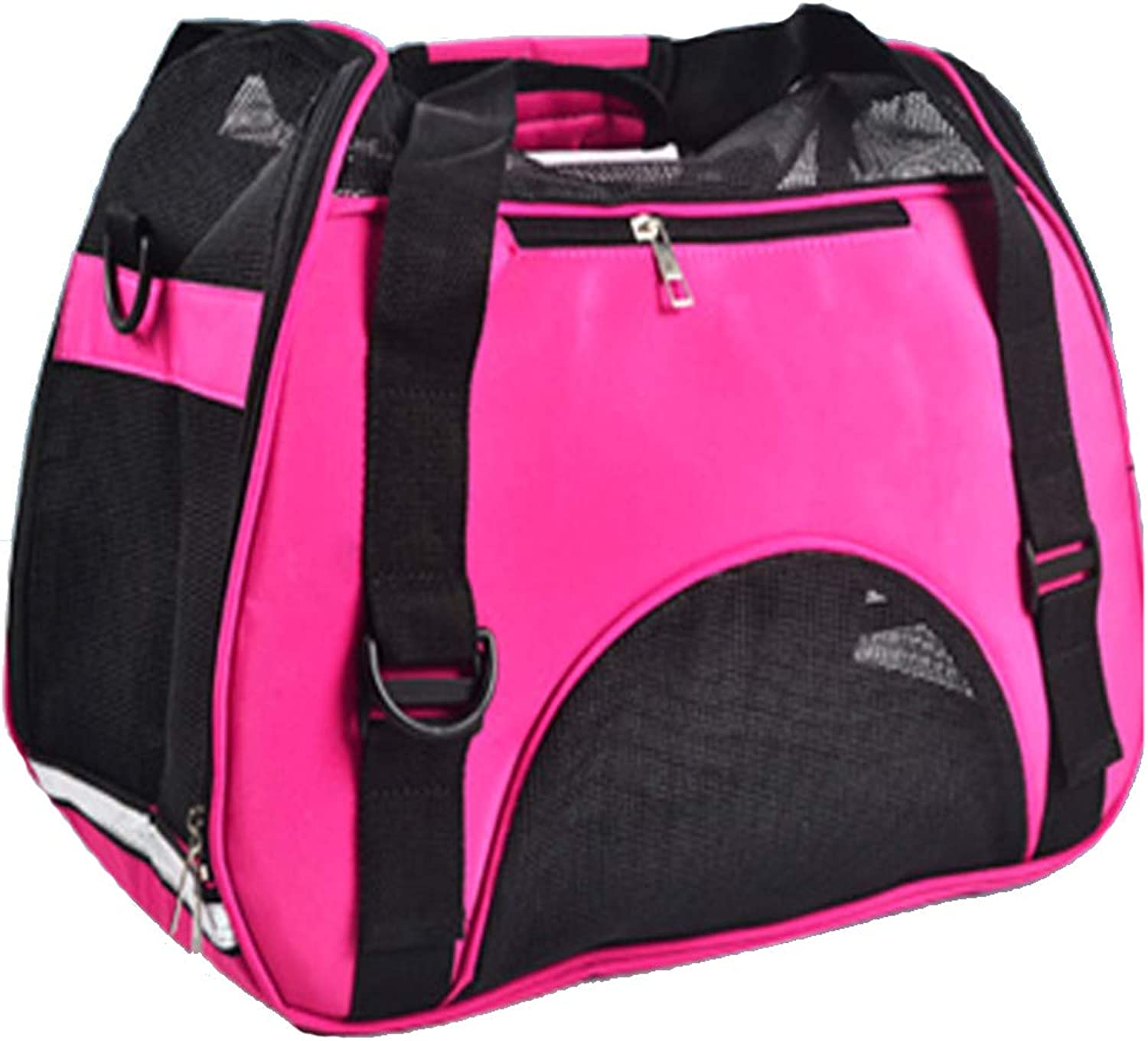 Pet Carrier for Dogs -, Cats, Airline Authority Portable Travel Bag Crate Perfect for Small /Medium Animals, Puppies, Kittens