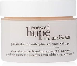 Philosophy Renewed Hope In A Jar Skin Tint SPF 20 - # 5.5 Beige by Philosophy for Women - 1 oz Gel, 30 ml