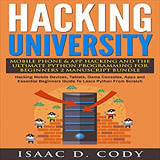 Hacking University cover art
