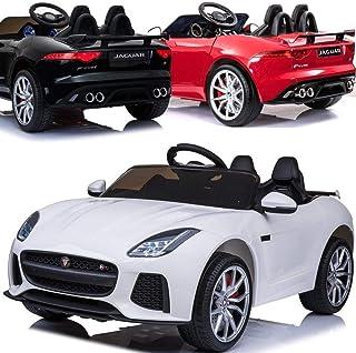 Jaguar F-Type Coche eléctrico infantil infantil con baterí
