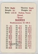 Ernie Banks (Baseball Card) 1967 APBA Baseball 1966 Season - [Base] #ERBA