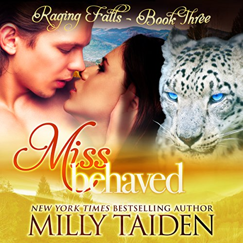 Miss Behaved audiobook cover art
