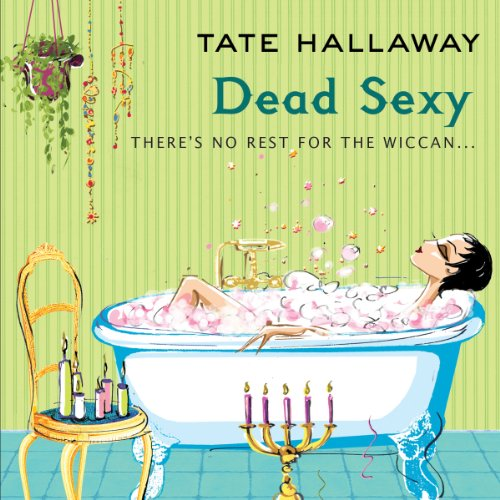 Dead Sexy audiobook cover art