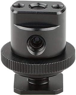 CAMVATE Quick Release Blitzschuh Adapter für Kamera Cage
