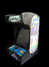 Retro Arcade Machine with 60 Games -Tabletop/Bartop - All The Classics - Perfect for Man Caves, Bars and Game Rooms! (Black)