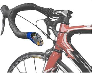 Sprintech Road Drop Bar Rearview Bike Mirror - Safety Bicycle Mirror - Pair Dropbar