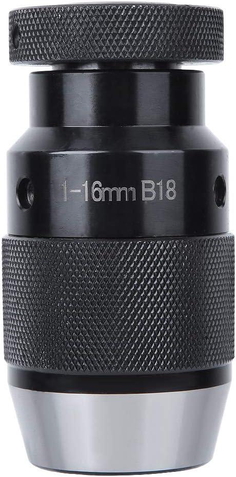 B18 Lathe Automatic Locking Self Tighten Chuck Drill Popular Max 86% OFF standard