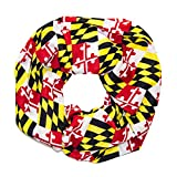 Maryland State Flag Infinity Scarf