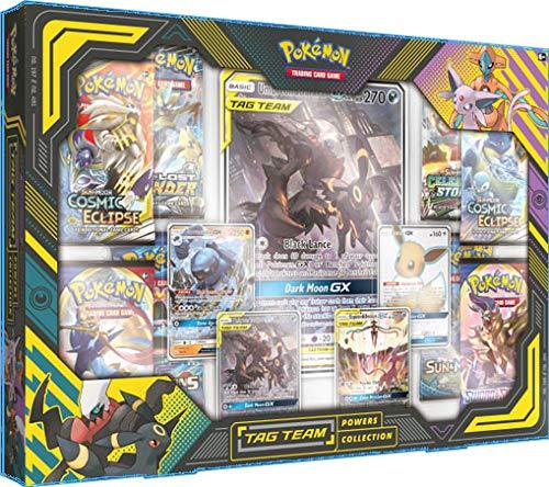 Pokemon TCG: TAG Team Powers Collection Featuring Umbreon & Darkrai-GX