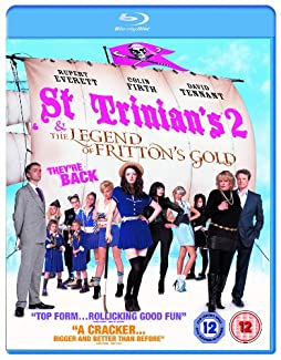 St Trinian's 2 & The Legend Of Fritton's Gold