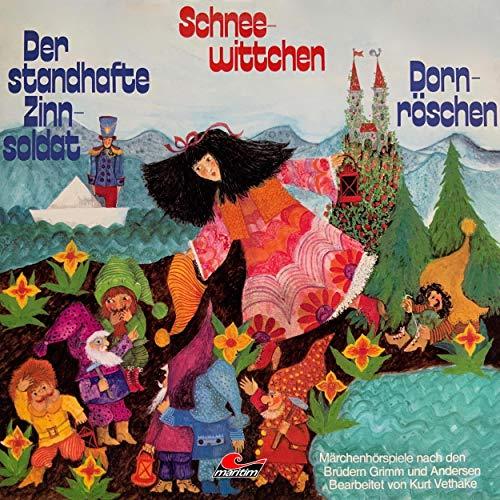 『Schneewittchen / Der standhafte Zinnsoldat / Dornröschen』のカバーアート