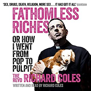 Fathomless Riches cover art