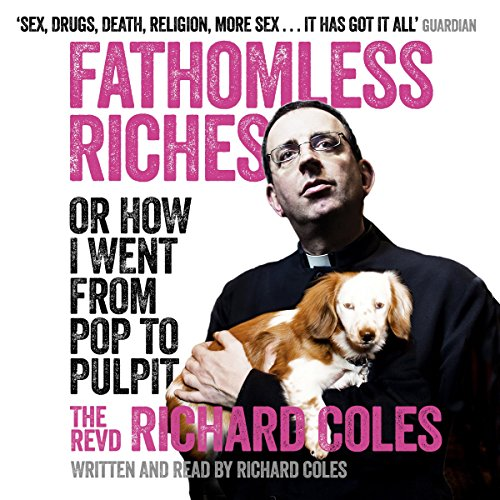 Fathomless Riches audiobook cover art