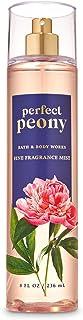 Bath and body works PERFECT PEONY fragrance mist 236ml/ 8 fl oz