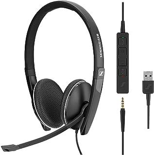Sennheiser SC 165   Mono USB headset 508317, color: Black