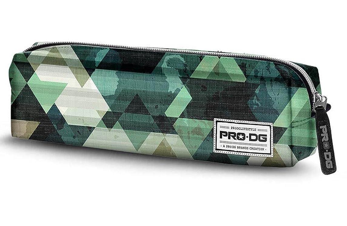 Triage Pencil Cases, 22 cm, Green (Verde)
