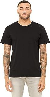 Bella + Canvas Mens 3.4 oz. Triblend T-Shirt (3413C) blk HTHR triblnd m