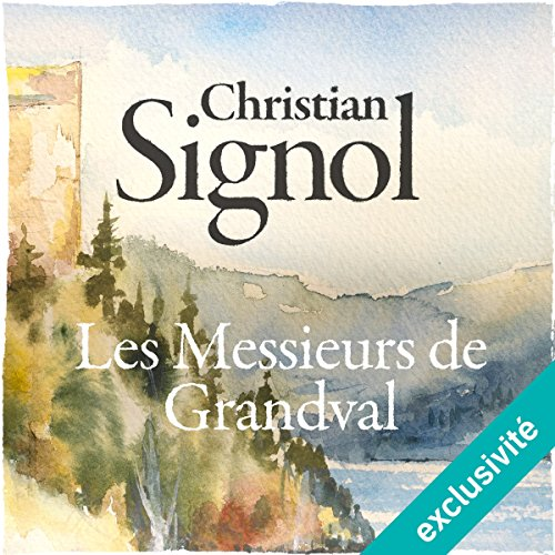 Les messieurs de Grandval cover art