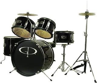 Best gp percussion gp55bk 5 piece junior drum set Reviews