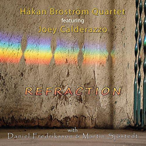 Håkan Broström Quartet feat. Joey Calderazzo