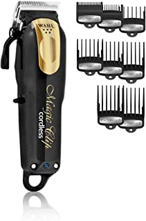 Wahl 5 Star Black & Gold Cordless Magic Clipper - Limited Edition