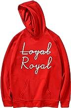 loyal royal hoodie