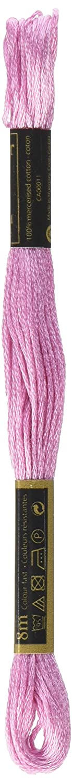 Anchor Six Strand Embroidery Floss 8.75 Yards-Raspberry Light 12 per Box