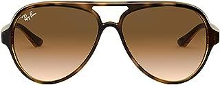 Luxury Fashion | Ray Ban Mens RB412571051 Brown Sunglasses | Fall Winter 19