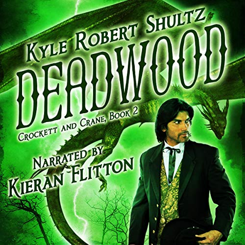 Deadwood audiobook cover art