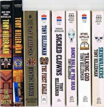 Tony Hillerman - Joe Leaphorn/Jim Chee Novels 8-Book Collection (The Shape Shifter/The Wailing Wind/Hunting Badger/The First Eagle/Sacred Clowns/Dance Hall of the Dead/Talking God/Skinwalkers)