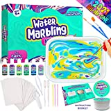 Peertoys Marbling Arts and Crafts Supplies - Spin Art...