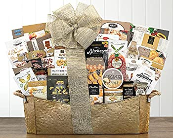 The V.I.P Gourmet Gift Basket The Ultimate Gifting Experience by Wine Country Gift Baskets