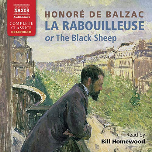 La Rabouilleuse Audiobook By Honoré de Balzac cover art