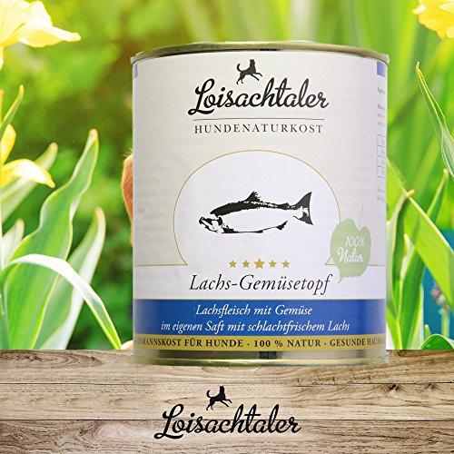 Loisachtaler Lachs-Gemüsetopf 800g (6 x 800g)