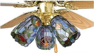 Meyda Tiffany 27465 Fanlight Shade, 4