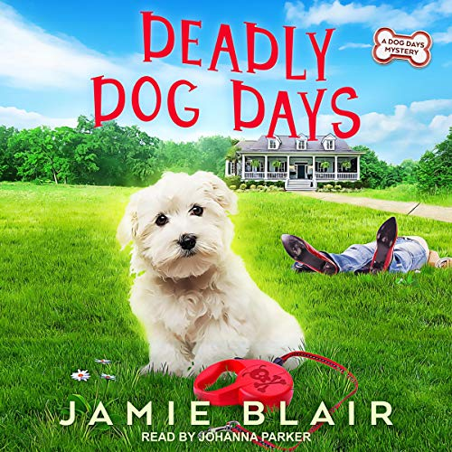 Deadly Dog Days cover art