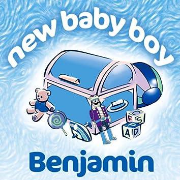New Baby Boy Benjamin