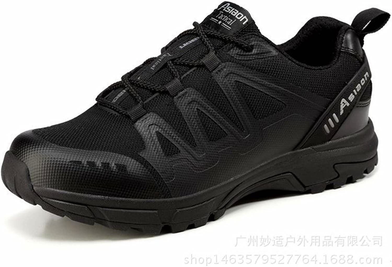 Men Winter Boots Outdoor Hiking shoes Waterproof Athletic Sneakers Beige