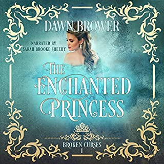 The Enchanted Princess audiobook cover art