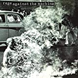 rage against the machine framed - HOTSPEED Rage Against The Machine (Self-Titled) - Album Cover Canvas Poster Oil Painting Wall Art Print on Canvas Painting for Living Room Decor(20x20 inch framed)