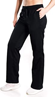 Yogipace, Petite/Regular/Tall Women's Water Resistant Fleece Thermal Pants Winter Cycling Snow Pants
