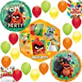 Angry Birds 2 Party Supplies Birthday Balloon Decoration Bundle