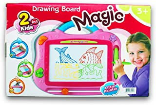 Drawing Board Magic Draw Erase (Pink)